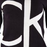 Pull noir femme Calvin Klein marque pas cher prix dégriffés destockage