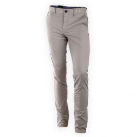Pantalon chino beige imprimé homme TOMMY HILFIGER