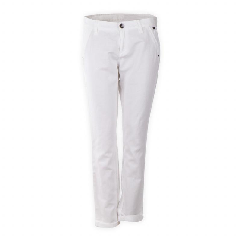 Femme Coton Cher Pantalon Pas Lin 3jq54ARL