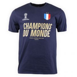 Tee shirt champions du monde homme FIFA
