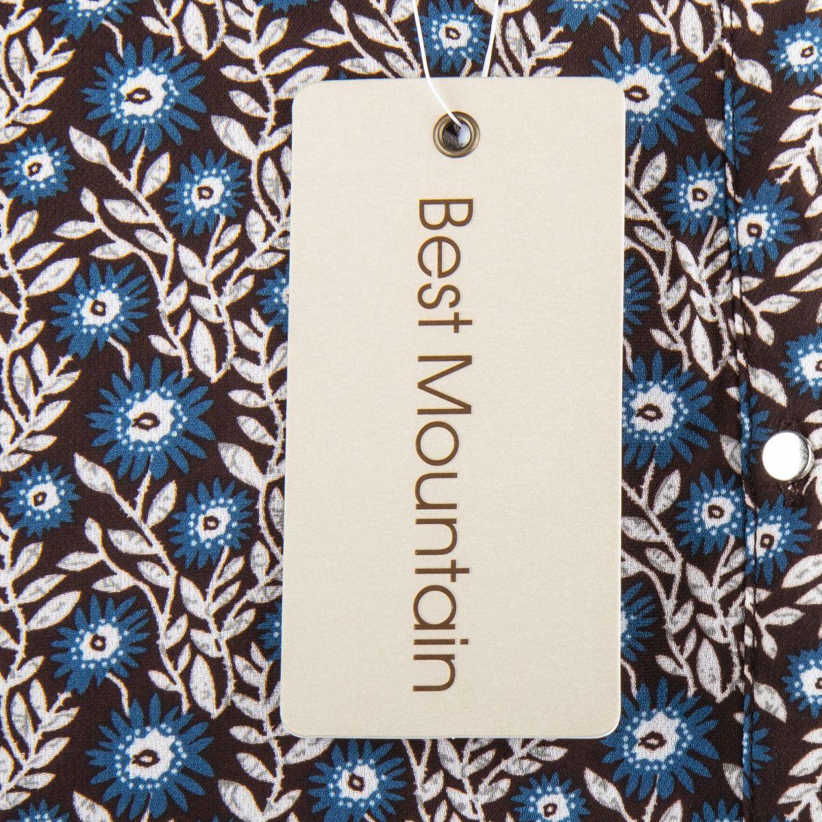 ... Robe fleurie dos ouvert femme Best Mountain marque pas cher prix  dégriffés destockage ... f4b6d991b1f8