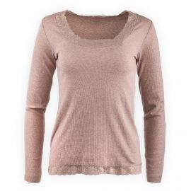 Tee shirt manches longues femme DDP