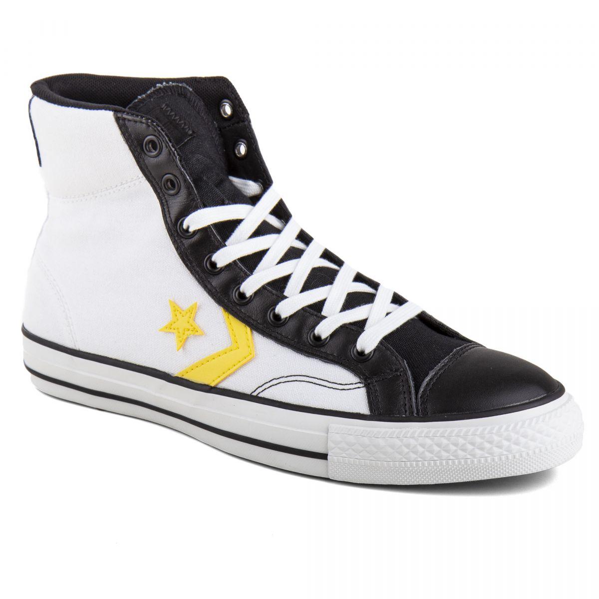 chaussure montante converse