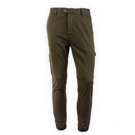 Pantalon cargo kaki à rayures homme DEEPEND marque pas cher prix dégriffés destockage