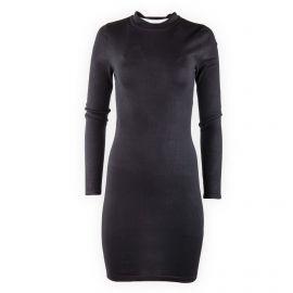 Robe noire moulante décolleté dos Femme BEST MOUNTAIN