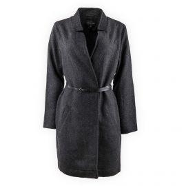 Manteau chiné ceinturé femme Best Mountain marque pas cher prix dégriffés destockage