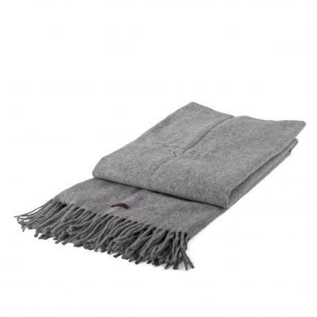 Écharpe 100% laine femme 200cmx150cm TOMMY HILFIGER marque pas cher prix dégriffés destockage