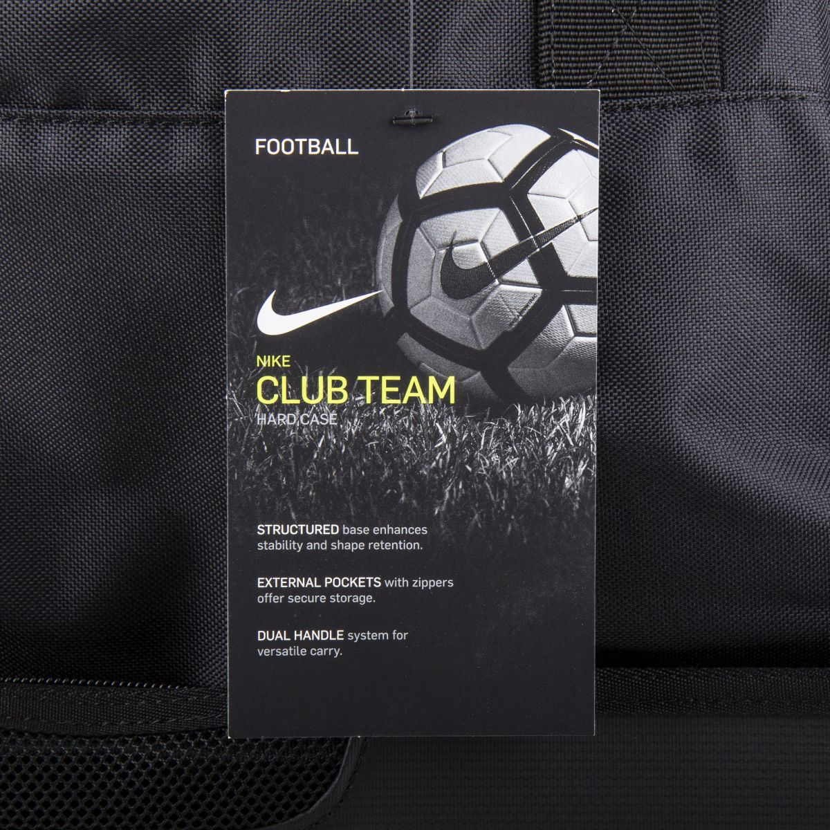 d4e3f336fa Sac de sport Club Team Football rigide 52 L BA5195 NIKE à prix