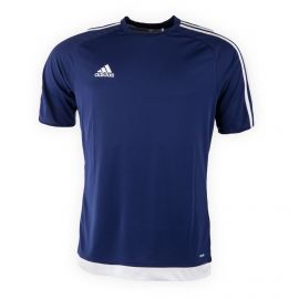 Tee-shirt maillot football climalite homme ESTRO 15 S16149 ADIDAS