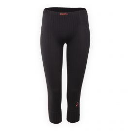 Legging noir mi-long  thermorégulateur femme CRAFT