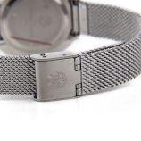 Montre ronde bracelet maille milanaise Femme CHRISTIAN LACROIX