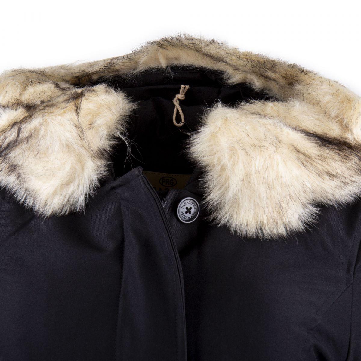 acheter en ligne 7200b 3ded2 Parka capuche fausse fourrure Nina Femme PARAGOOSE à prix ...