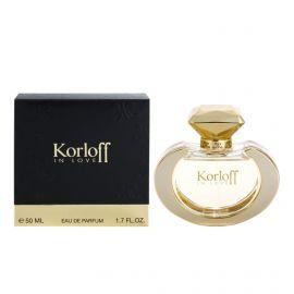 Parfum Eau de parfum In Love 50ml Femme KORLOFF marque pas cher prix dégriffés destockage