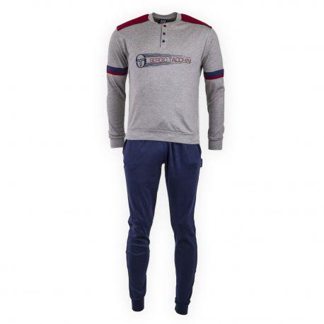 2b7ff395215 Pyjama Homme SERGIO TACCHINI marque pas cher prix dégriffés destockage