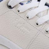 Tennis pbs30336-800 white PEPE JEANS marque pas cher prix dégriffés destockage