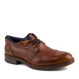 Chaussures de ville cuir marron Homme ORLANDO marque pas cher prix dégriffés destockage