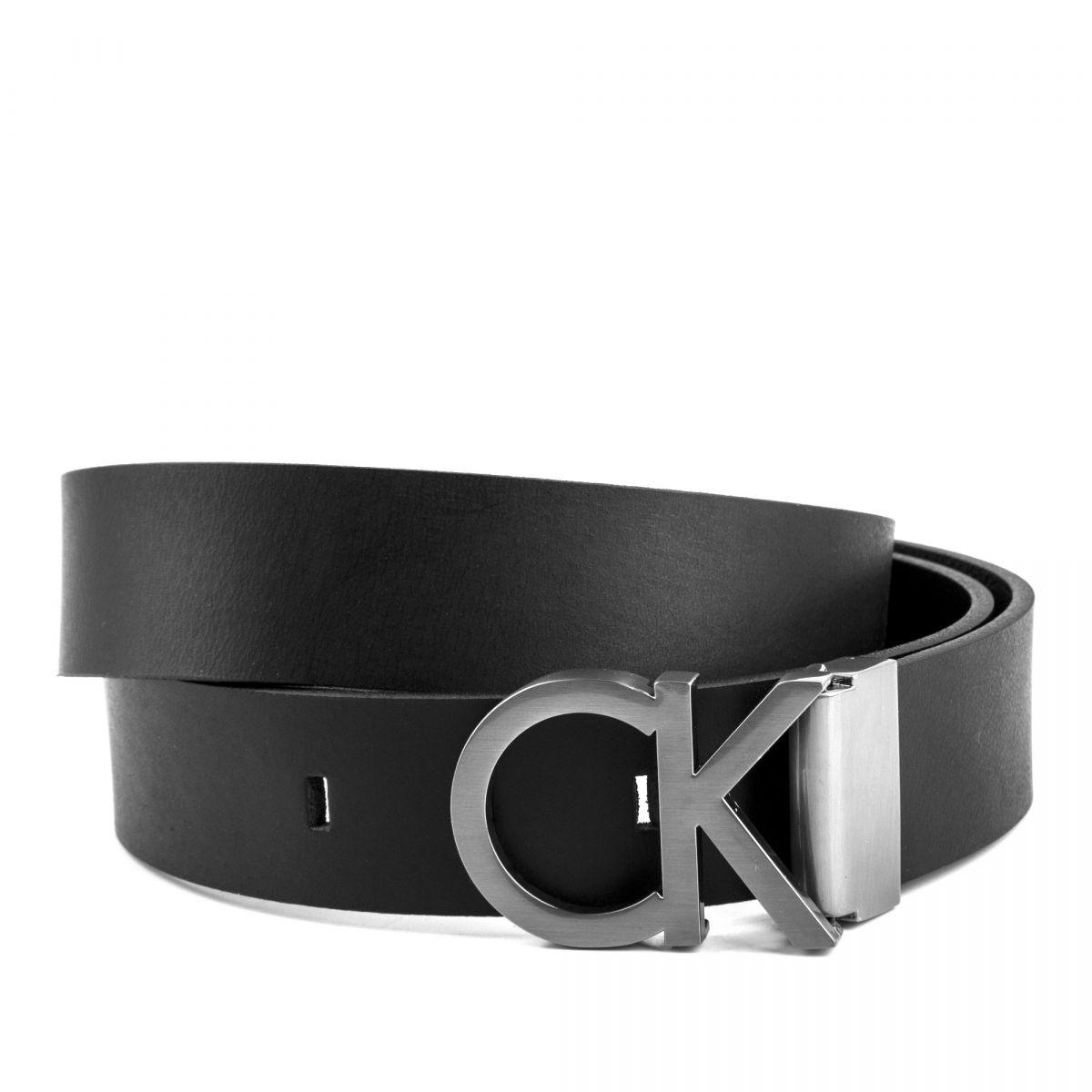 565e922de8f96 ... Coffret ceinture Homme CALVIN KLEIN marque pas cher prix dégriffés  destockage ...