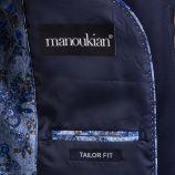 Costume bleu foncé Boston Homme MANOUKIAN marque pas cher prix dégriffés destockage