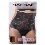Culotte ventre plat dentelle Blondie Femme NAF-NAF marque pas cher prix dégriffés destockage