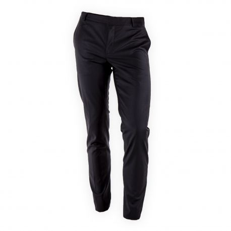 Pantalon de costume noir Homme PAUL & JOE marque pas cher prix dégriffés destockage