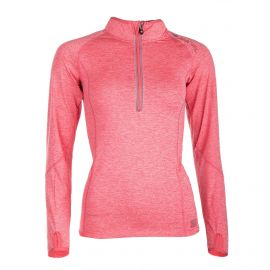 Tee shirt ski respirant polarshell fibrotec Prisca Femme NORTH VALLEY