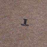 Pull laine merinos & cachemire col v Homme TORRENTE marque pas cher prix dégriffés destockage