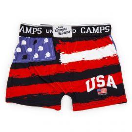 Boxer imprimé foot USA Garçon CAMPS UNITED