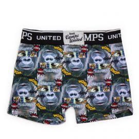 Boxer imprimé gorilles Garçon CAMPS UNITED