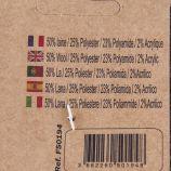 Cho7 x2 unie laine angora f50194 AZERTEX marque pas cher prix dégriffés destockage