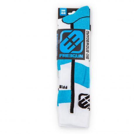 Chaussettes Ski Mibas zip buzzer f50100 FREEGUN marque pas cher prix dégriffés destockage