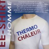 T.SHIRT ML BL THERMO HS75057