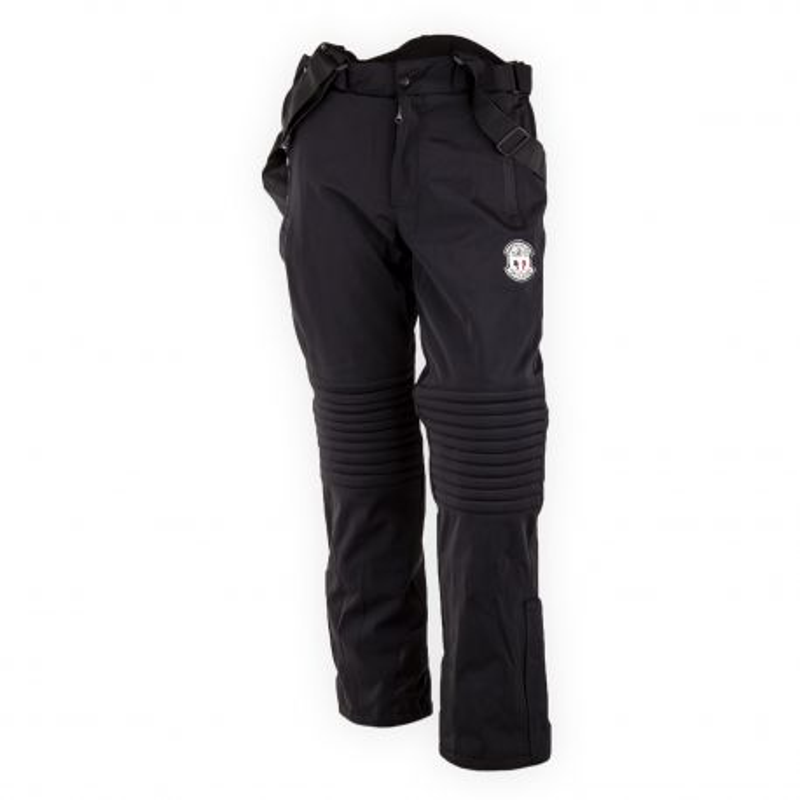 Pantalon de ski noir homme NORTH VALLEY marque pas cher prix dégriffés destockage