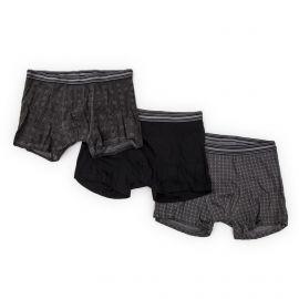 Lot de 3 boxers coton homme AZERTEX