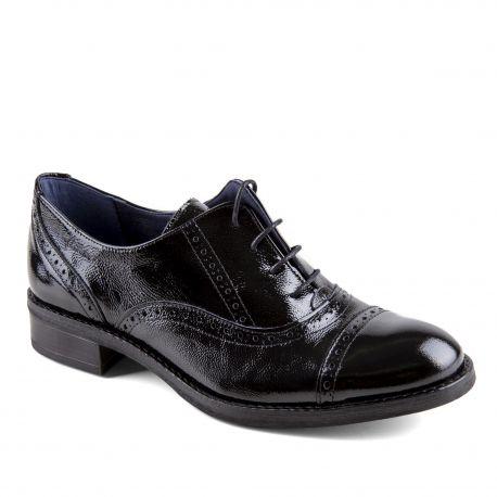 Chaussures Derbies noir dorking DORKING marque pas cher prix dégriffés destockage