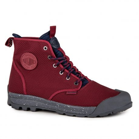 BOTTINE 75189-667-M MAROON/NAVY