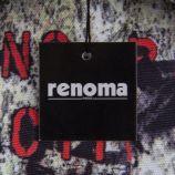 Sac à dos imprimé femme RENOMA marque pas cher prix dégriffés destockage