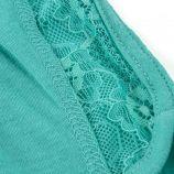 short de pyjama vert détail dentelle femme Chlochetiz UNDIZ marque pas cher prix dégriffés destockage
