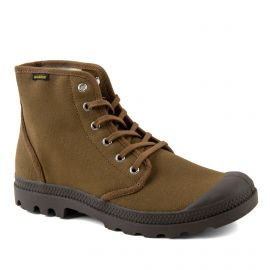 Bottines montantes en toile homme Pampa Hi Original PALLADIUM