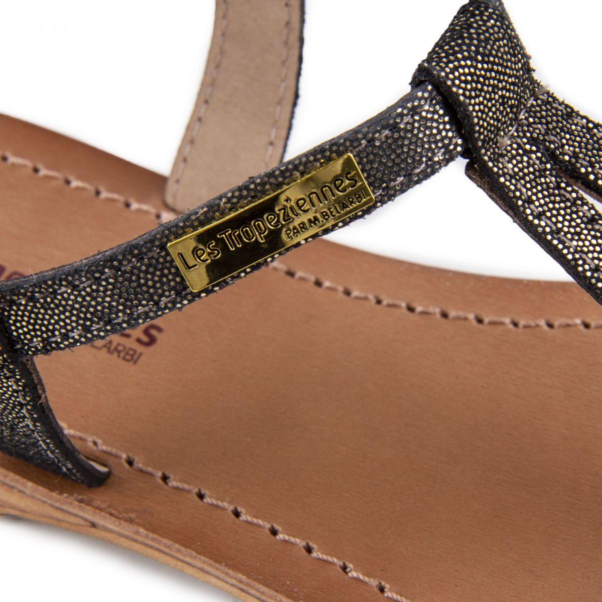 sandales plates hamat femme les tropeziennes par m belarbi. Black Bedroom Furniture Sets. Home Design Ideas