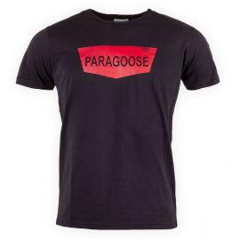 Tee shirt uni floqué Homme KOSH PARAGOOSE