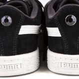 Baskets suede Heart Jewel PS noir enfant PUMA marque pas cher prix dégriffés destockage