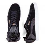 Basket noir cuir 36731704 PUMA