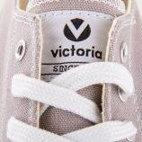 Tennis basses en toile femme VICTORIA