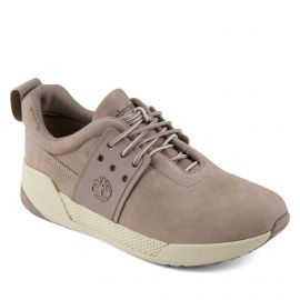 Basket taupe a1nxl cuir  TIMBERLAND