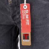 Pantalon gris foncé TIME ZONE marque pas cher prix dégriffés destockage