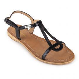 Sandales plates HAMESS Femme LES TROPEZIENNES PAR M.BELARBI
