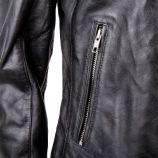 Blouson cuir fiona MEMENTO CLOTHING marque pas cher prix dégriffés destockage