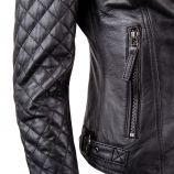 Blouson cuir helen MEMENTO CLOTHING marque pas cher prix dégriffés destockage