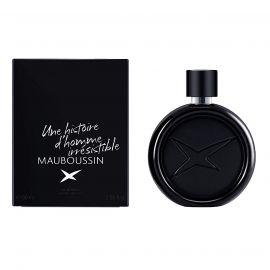 """Eau de parfum """"Une histoire d'homme irrésistible"""" 60ml Homme MAUBOUSSIN marque pas cher prix dégriffés destockage"""