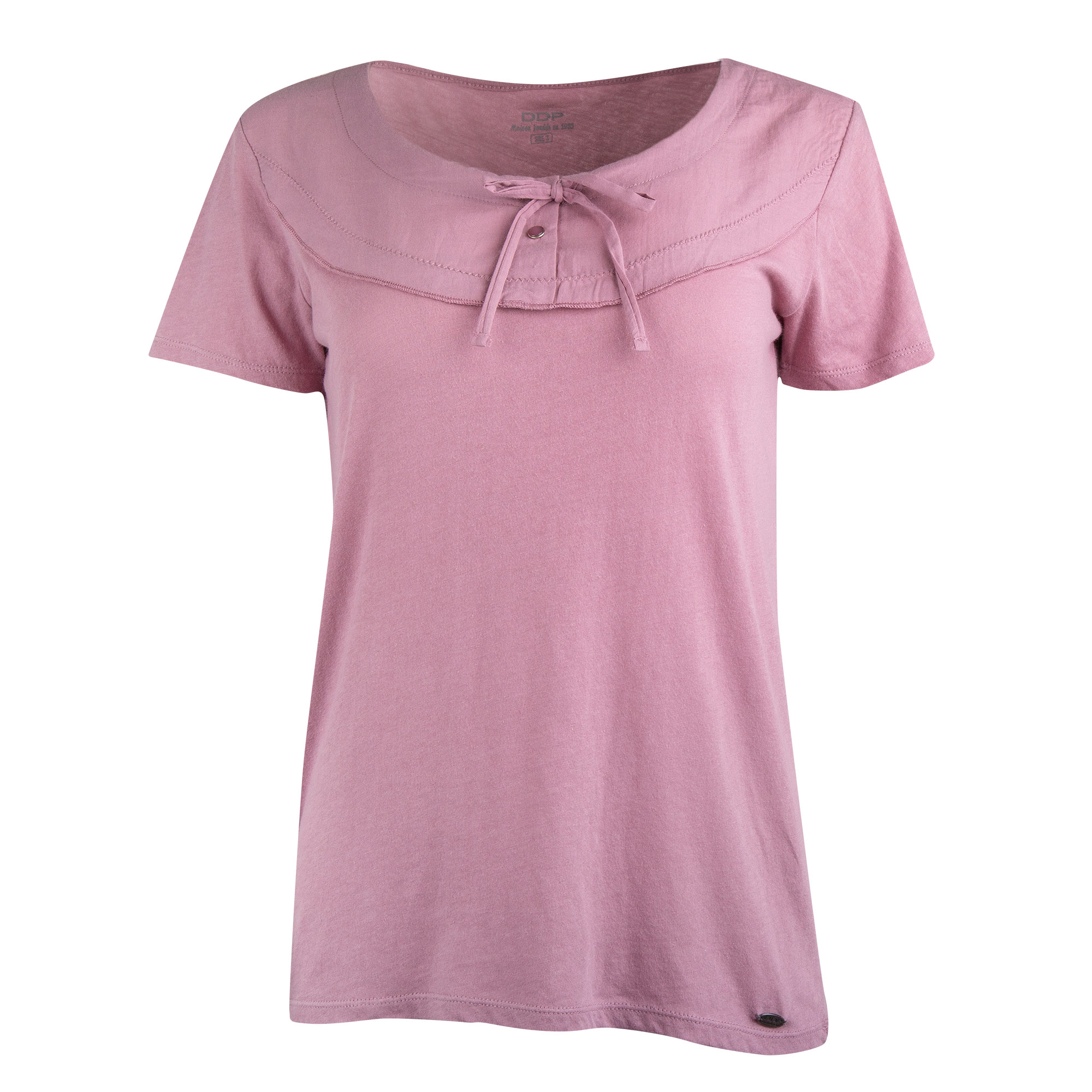 81f480902e Tee shirt uni manches courtes Femme DDP à prix dégriffé !